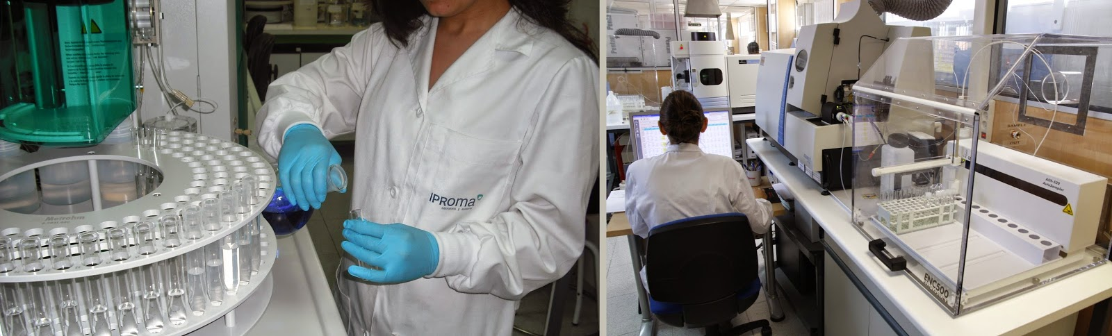 Laboratorio IPROMA2